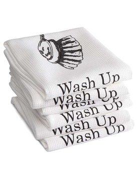 DDDDD Wash Up Theedoek