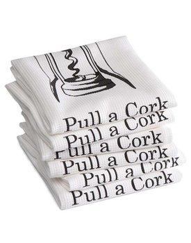 DDDDD Pull A Cork Theedoek