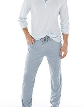 Calida men pyjama 41169 lichtblauw