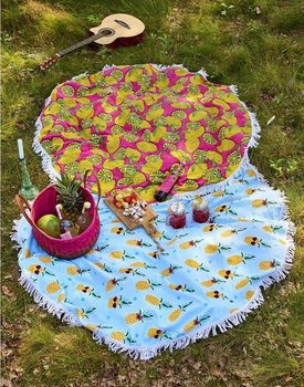 Covers & Co Lemons Strandlaken roundie