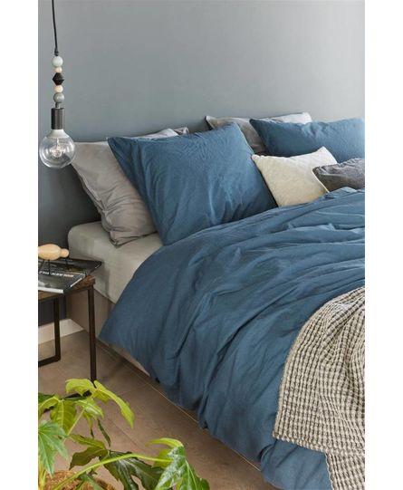 Beddinghouse dekbedovertrek Breeze Blue