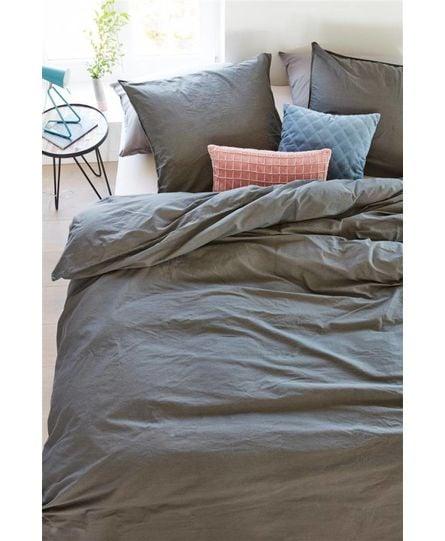 Beddinghouse dekbedovertrek Breeze Grey
