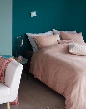 Beddinghouse dekbedovertrek Frost Soft Pink