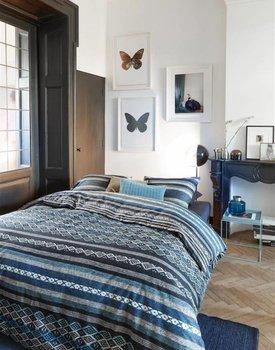 Beddinghouse dekbedovertrek Pendleton Blue