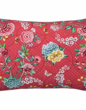 PiP Studio Good Night Quilted Sierkussen Red 42x65