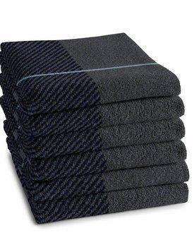 DDDDD Keukendoek Blend 50x55 graphite