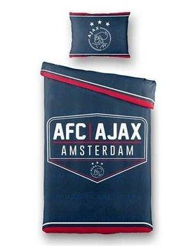 Ajax dekbedovertrek AFC A'dam 140x200cm blauw