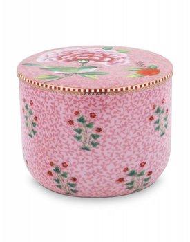 Pip Studio wattenbollen potje Floral Good Morning Pink