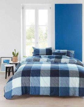 Beddinghouse Dekbedovertrek Clyde Blue