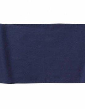 DDDDD Triangle Blue Tafelloper 50 x 150 cm