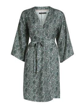 Essenza kimono Kaila Snake Green
