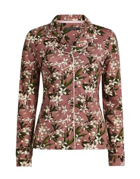 Essenza pyjama top Fenna Verano dusty rose