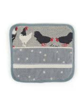 Bunzlau Castle pannenlap Chicken New Grey