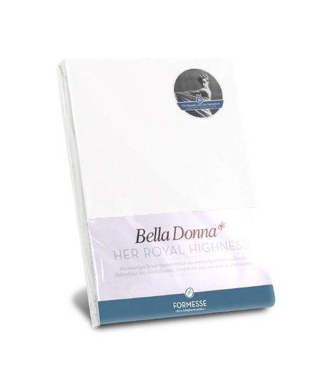 Bella Donna Hoeslaken Jersey eenpersoons 70x190/80x200