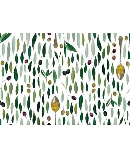 Apelt placemat olijf 35x48cm