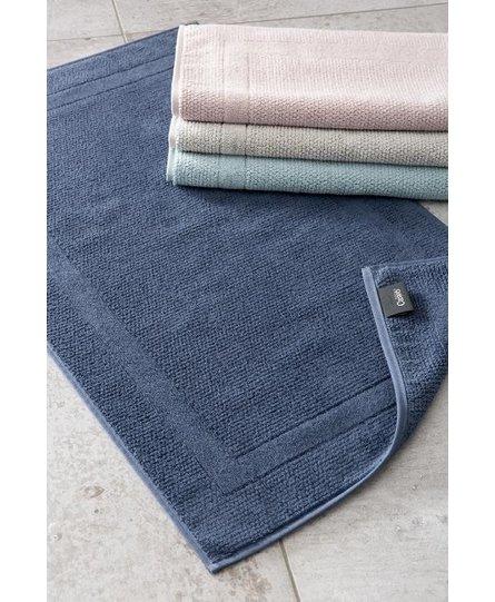 Cawo badmat 304 blauw 50x80cm