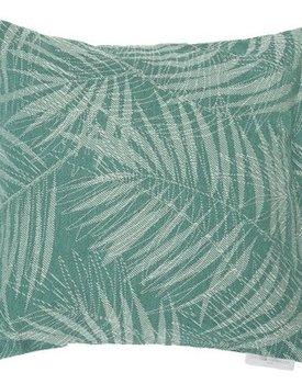 David Fussenegger sierkussen COMO jungle 40x40cm green