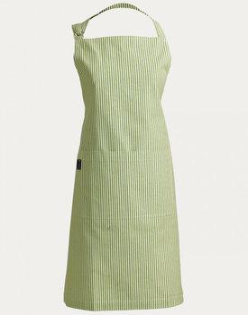 Linum schort EMMA moss groen