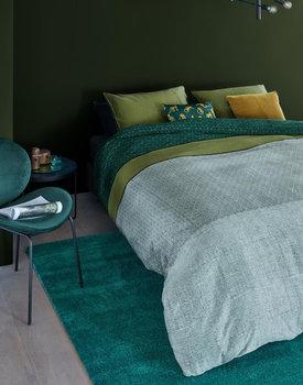 Beddinghouse dekbedovertrek Camaro groen