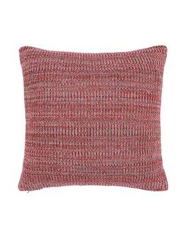 Marc O'Polo sierkussen Kuara pink 50x50