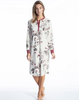 Calida dames nachthemd 39703 maroon mauve