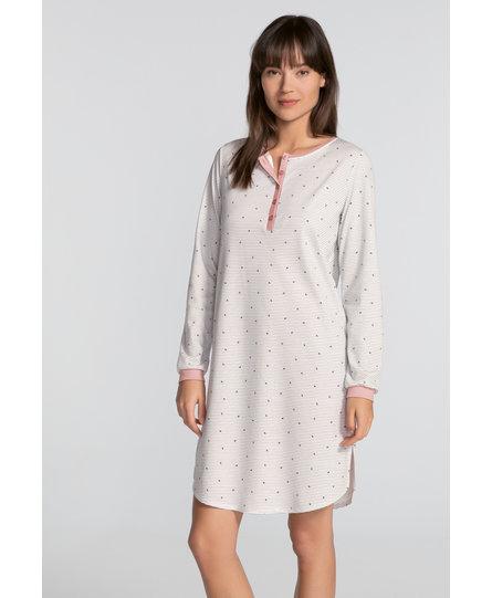Calida dames nachthemd 30285 rose bud