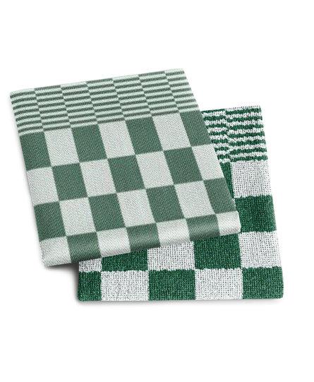 DDDDD keukendoek Barbeque green 50x55 (per stuk)