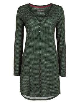 Essenza nachthemd Acacia circle green