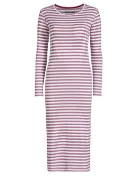Essenza nachthemd Oprah rib dusty-lilac