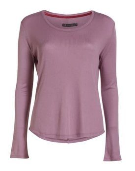 Essenza top Waona uni dusty-lilac