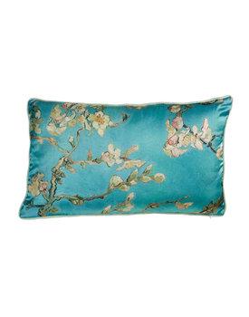 Beddinghouse x Van Gogh sierkussen Blossom blauw 30x50