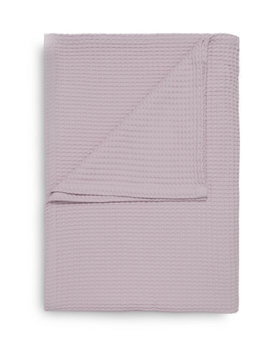 Heckett Lane wafeldeken pale lilac