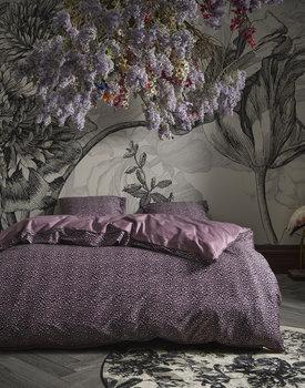 Essenza dekbedovertrek Bory lilac