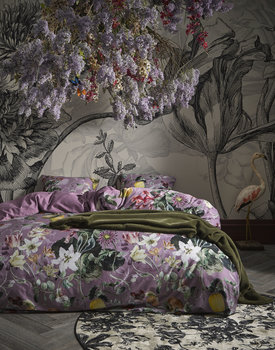 Essenza dekbedovertrek Mary lilac