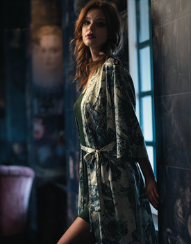 Essenza kimono Sarai Vivienne ecru
