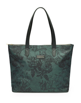 Essenza shopper Lynn Vivienne green
