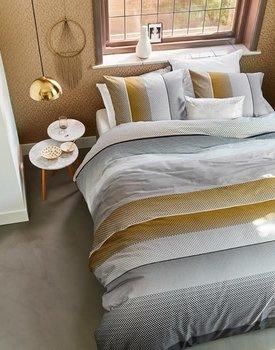 Beddinghouse dekbedovertrek Lenox Grey