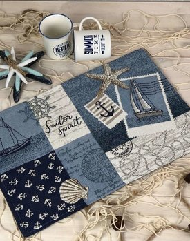 Sander Placemat Sailor patch