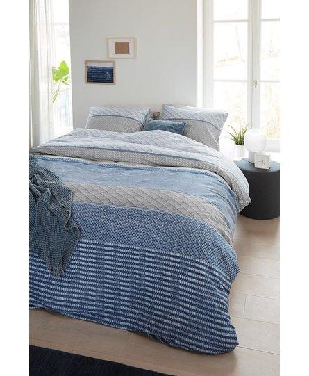 Beddinghouse dekbedovertrek Yannick blue