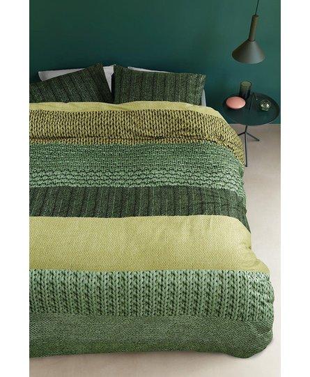 Beddinghouse dekbedovertrek Evans green