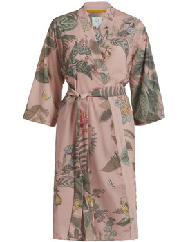Pip Studio kimono Naomi Floris Grande pink