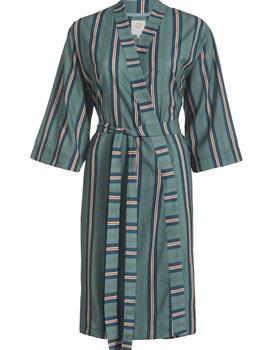 Pip Studio kimono Nanny Blurred Lines green