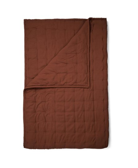 Essenza quilt Ruth shell-brown