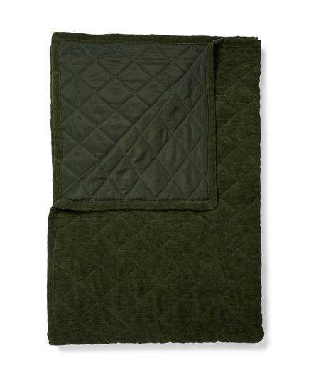 Essenza quilt Billie dark-green