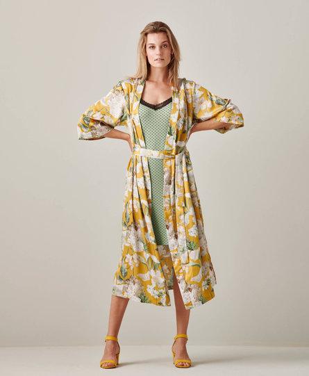 Essenza kimono Ilona-Rosalee yellow