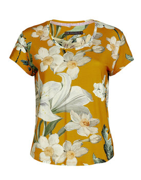 Essenza top Saona rosalee yellow