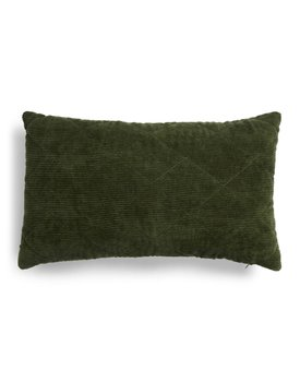 Essenza sierkussentje Billie 30x50 dark-green