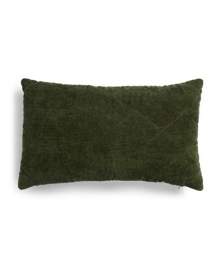 Essenza sierkussentje Billie 30x50 dark-green