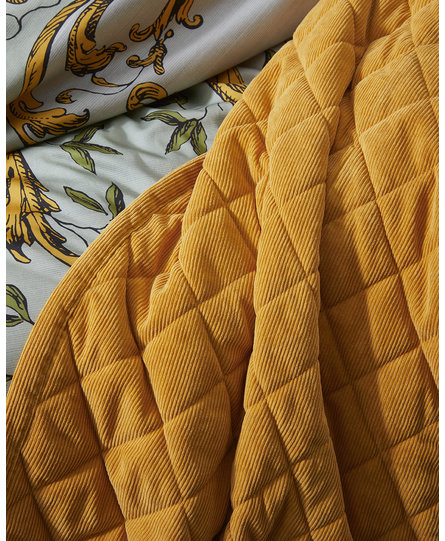Essenza quilt Billie mustard