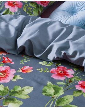 Essenza dekbedovertrek Claudi washed-blue